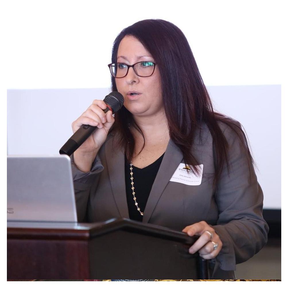 Elika Maria Motivational Speaker