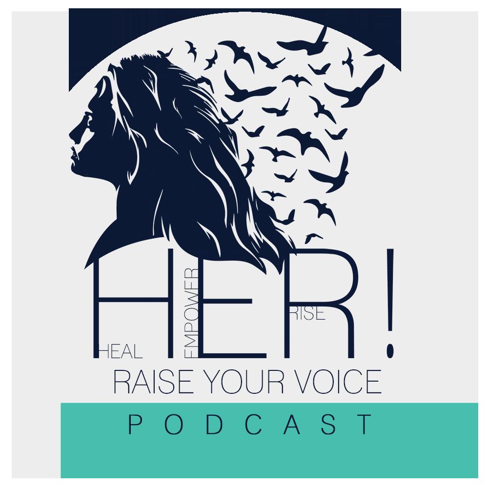H.E.R.! Podcast Logo